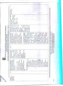 Employment notification page 3