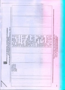Employment notification page 4
